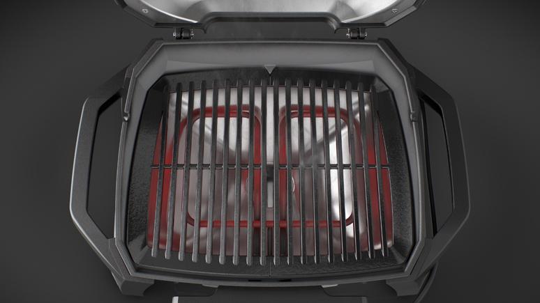 Weber Elektrogrill Untergestell : Weber pulse 1000 mit stand der neue elektrogrill grillshop