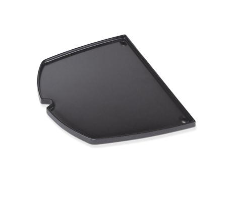 weber gussplatte f r gasgrill q 300 320 3000 3200 zubeh r. Black Bedroom Furniture Sets. Home Design Ideas