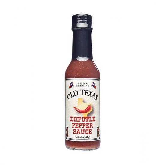 Old Texas Chipotle Pepper Sauce 142g