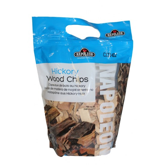 Hickory Räucherchips 1 kg
