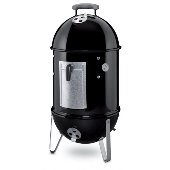 Smokey Mountain Cooker 37cm black Räucherofen