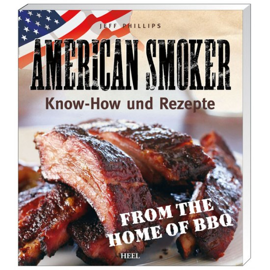 Buch American Smoker von Jeff Phillips