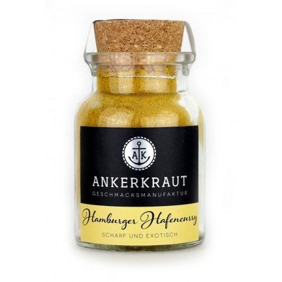 Ankerkraut Hamburger Hafencurry Inhalt: 60g