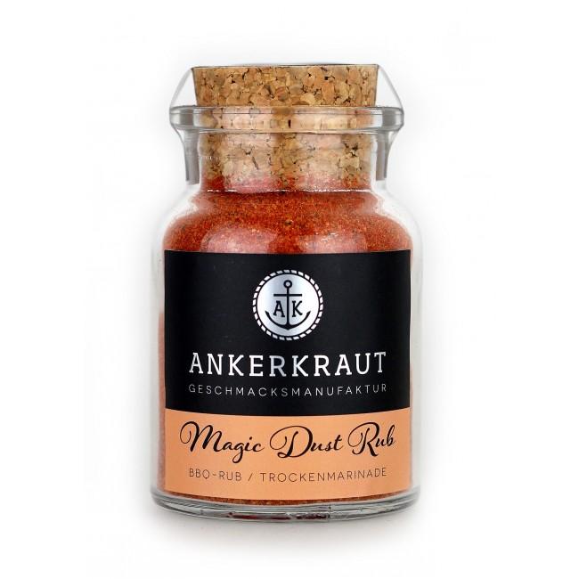 ankerkraut magic dust eine marinade perfekt f r bbq bei jendrass bbq1 grillshop. Black Bedroom Furniture Sets. Home Design Ideas