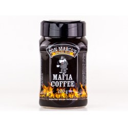 Don Marco´s Maffia Coffee Rub
