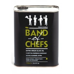Band of Chefs 750 ml Natives Olivenöl