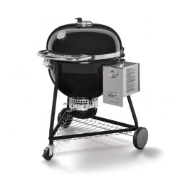 Weber Holzkohlegrill Summit Charcoal 61 cm in schwarz