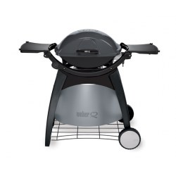 Weber Q 240 Station, Dark Grey