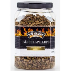 Räucherpellets Competition Blend Inhalt: 1 kg