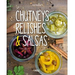 Chutney´s Relishes & Salsas Buch