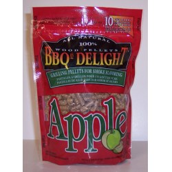 BBQ Apple Pellets