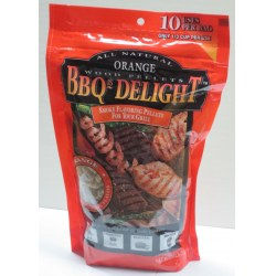 BBQ Orange Pellets zum Räuchern Inhalt: 450g