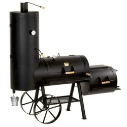 20 Joe´s Chuckwagon Catering Smoker