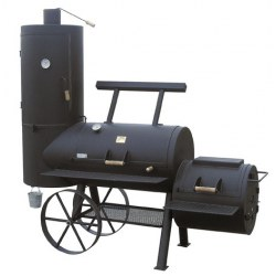 24 Joe´s Chuckwagon Catering Smoker