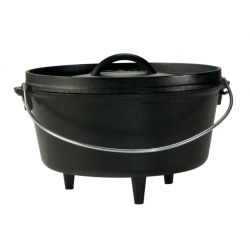 Deep Camp Dutch Oven Inhalt: 4,7 liter