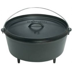 Lodge Deep Camp Dutch Oven 9,5 Liter