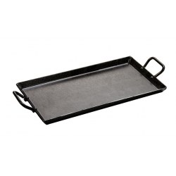 Lodge Seasoned Carbon Stahl Griddle 45,72x25,4 cm