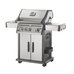 Gasgrill Rogue 3 R 425 SIB in schwarz, 3 Hauptbrenner + 1 Sizzle Zone