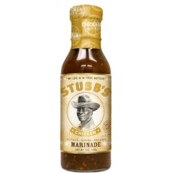 Stubb`s Chicken Marinade Inhalt: 340g